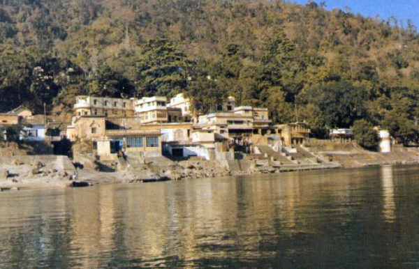 Шивананда ашрам в Ришикеше.