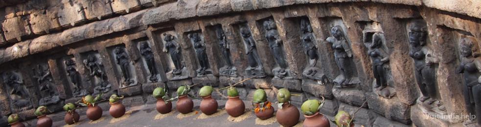 Храм 64 йогинь.