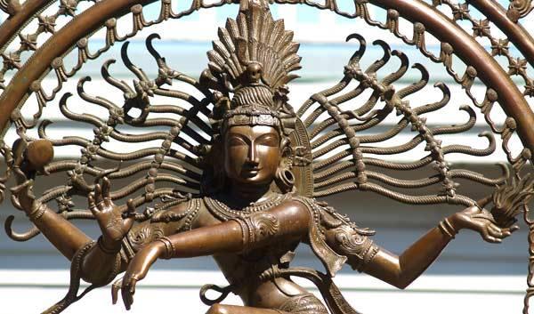 Шива Натараджа – символизм изображения