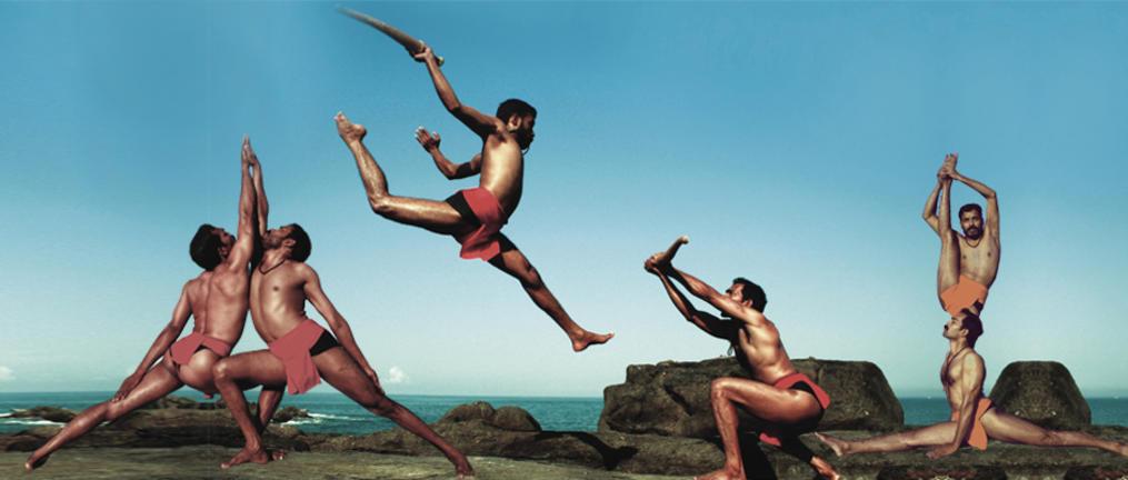 Каларипаятту - одно из древних боевых искусств Индии.