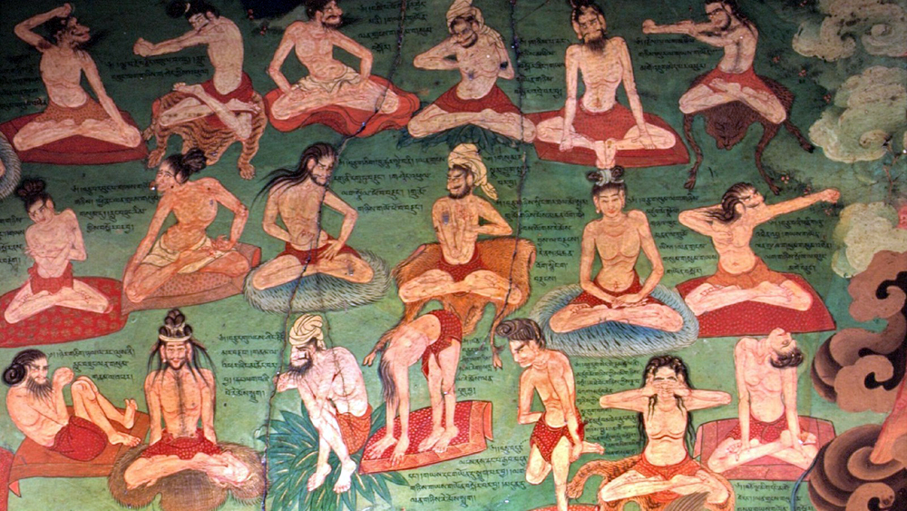 Тибетские корни современной йоги