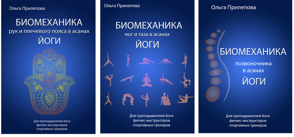Анатомия и биомеханика йоги